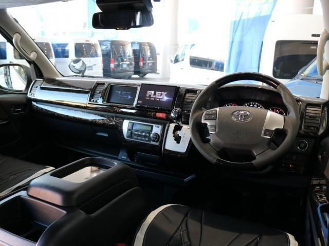 2.7 GL ロング ミドルルーフ 4WD FLEX(2枚目)