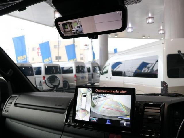 スーパーGL ダークプライムII ディーゼルターボ2WD トヨタセーフティーセンス パノラミックビューモニター FLEXカスタム(7枚目)