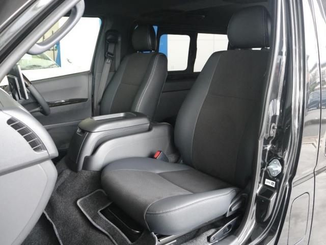 スーパーGL ダークプライムII ディーゼルターボ2WD トヨタセーフティーセンス パノラミックビューモニター FLEXカスタム(9枚目)