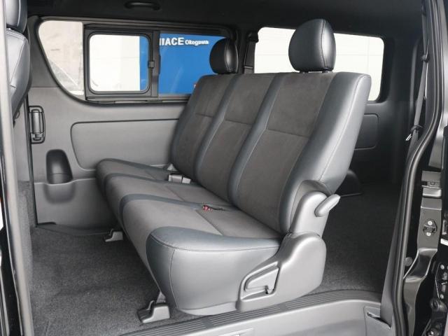 スーパーGL ダークプライムII ディーゼルターボ2WD トヨタセーフティーセンス パノラミックビューモニター FLEXカスタム(10枚目)