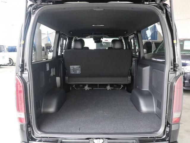スーパーGL ダークプライムII ディーゼルターボ2WD トヨタセーフティーセンス パノラミックビューモニター FLEXカスタム(11枚目)