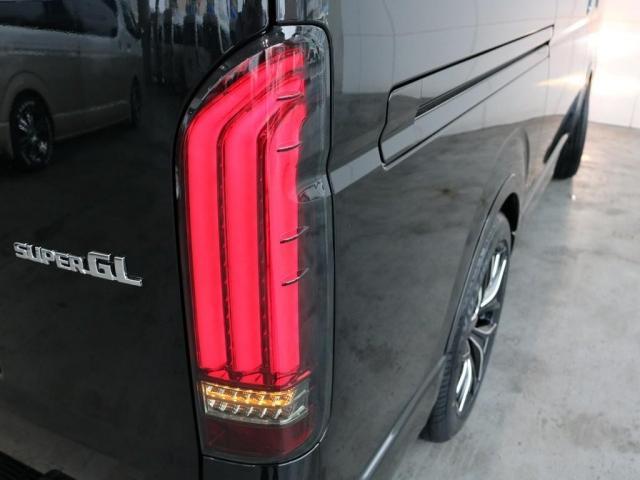スーパーGL ダークプライムII ディーゼルターボ2WD トヨタセーフティーセンス パノラミックビューモニター FLEXカスタム(13枚目)
