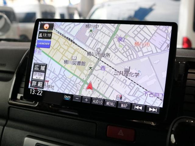 スーパーGL ダークプライムII ディーゼルターボ2WD FLEXカスタム 両側オートスライドドア パノラミックビューモニター ブルーレイ再生パナソニック10インチナビ(3枚目)