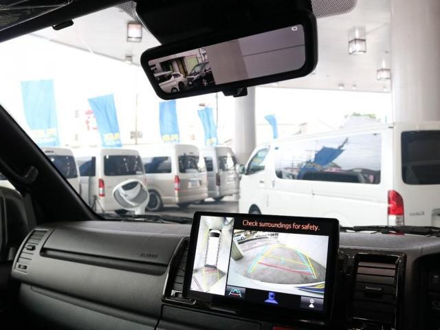 スーパーGL ダークプライムII ディーゼルターボ2WD FLEXカスタム 両側オートスライドドア パノラミックビューモニター ブルーレイ再生パナソニック10インチナビ(5枚目)