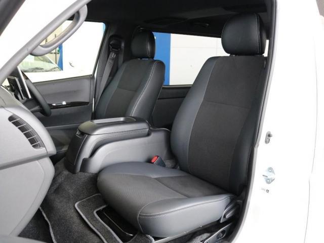 スーパーGL ダークプライムII ディーゼルターボ2WD FLEXカスタム 両側オートスライドドア パノラミックビューモニター ブルーレイ再生パナソニック10インチナビ(9枚目)