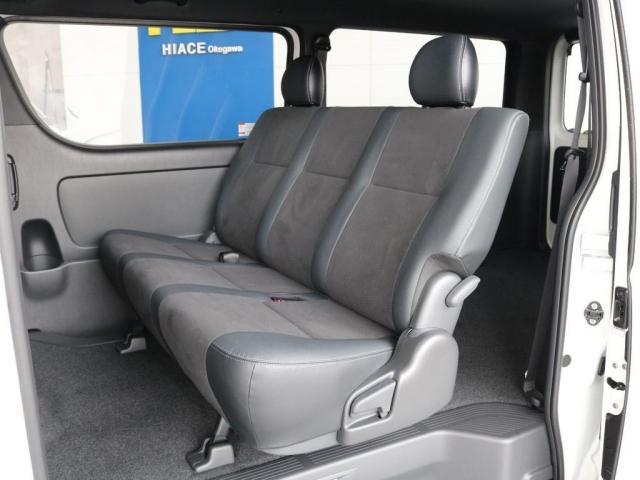 スーパーGL ダークプライムII ディーゼルターボ2WD FLEXカスタム 両側オートスライドドア パノラミックビューモニター ブルーレイ再生パナソニック10インチナビ(10枚目)