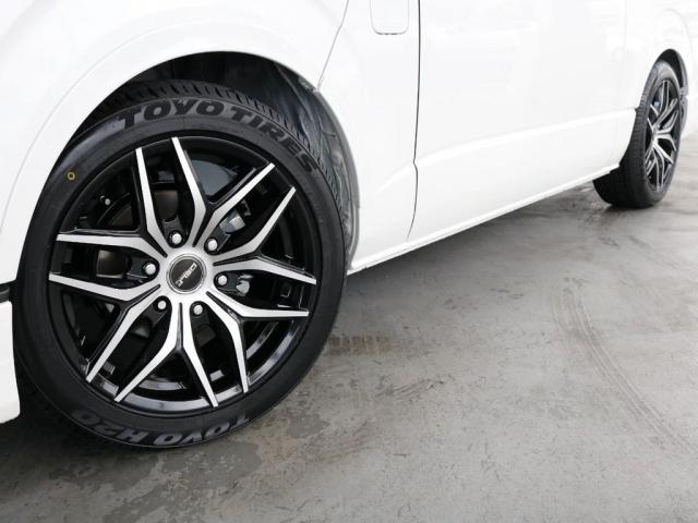 スーパーGL ダークプライムII ディーゼルターボ2WD FLEXカスタム 両側オートスライドドア パノラミックビューモニター ブルーレイ再生パナソニック10インチナビ(13枚目)