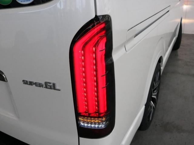 スーパーGL ダークプライムII ディーゼルターボ2WD FLEXカスタム 両側オートスライドドア パノラミックビューモニター ブルーレイ再生パナソニック10インチナビ(14枚目)