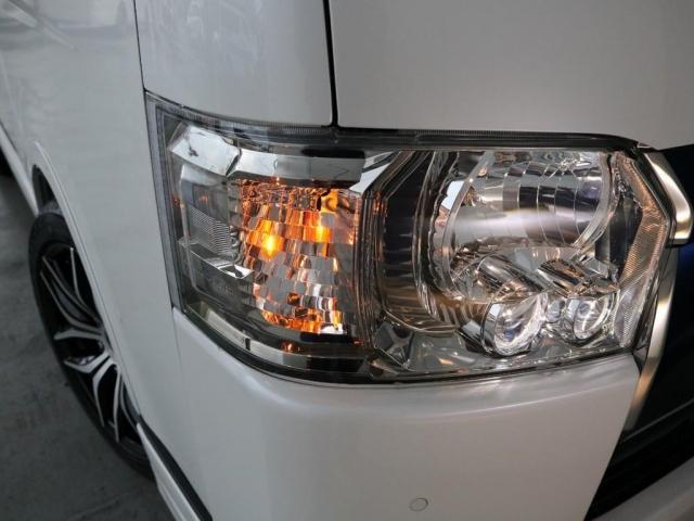 スーパーGL ダークプライムII ディーゼルターボ2WD FLEXカスタム 両側オートスライドドア パノラミックビューモニター ブルーレイ再生パナソニック10インチナビ(20枚目)