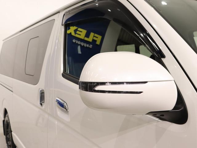 ロングスーパーGL TRDフロントスポイラー ディーゼルターボ4WD ベッドキット 防虫ネット トヨタセーフティーセンス FLEX4WDカスタム(4枚目)