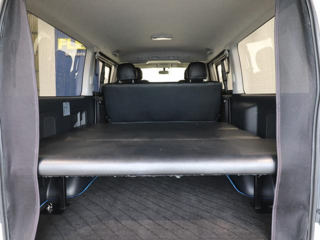 ロングスーパーGL TRDフロントスポイラー ディーゼルターボ4WD ベッドキット 防虫ネット トヨタセーフティーセンス FLEX4WDカスタム(5枚目)