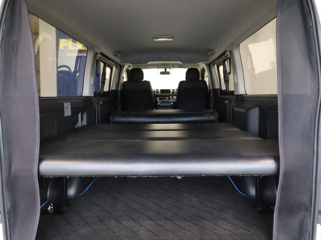 ロングスーパーGL TRDフロントスポイラー ディーゼルターボ4WD ベッドキット 防虫ネット トヨタセーフティーセンス FLEX4WDカスタム(6枚目)