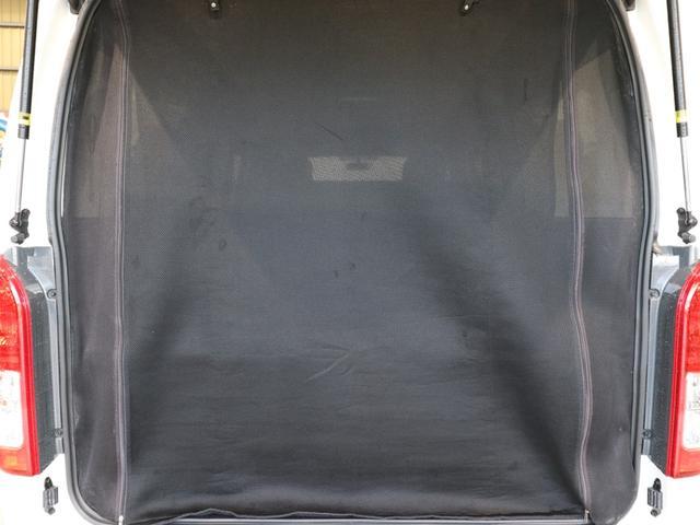 ロングスーパーGL TRDフロントスポイラー ディーゼルターボ4WD ベッドキット 防虫ネット トヨタセーフティーセンス FLEX4WDカスタム(7枚目)