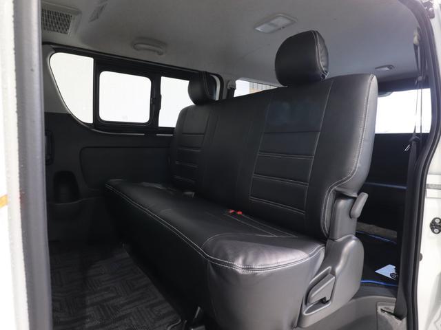 ロングスーパーGL TRDフロントスポイラー ディーゼルターボ4WD ベッドキット 防虫ネット トヨタセーフティーセンス FLEX4WDカスタム(11枚目)