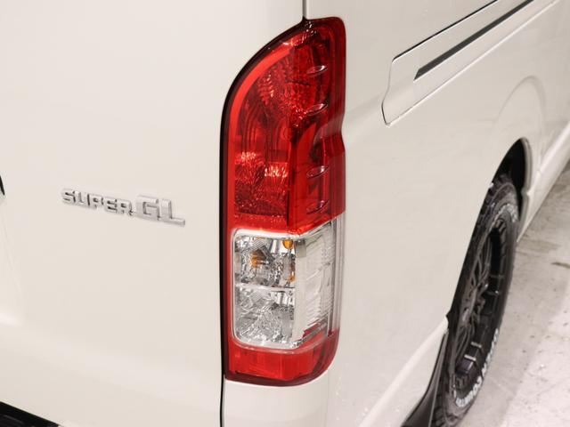 ロングスーパーGL TRDフロントスポイラー ディーゼルターボ4WD ベッドキット 防虫ネット トヨタセーフティーセンス FLEX4WDカスタム(15枚目)