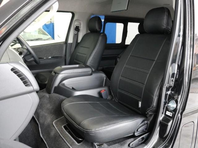 GL バージョン1内装架装 ベッドキット フローリング テーブル ナビ フリップダウンモニター FLEXカスタム ETC2.0 ローダウン アルミホイール 4WD 寒冷地 コーナーセンサー(8枚目)
