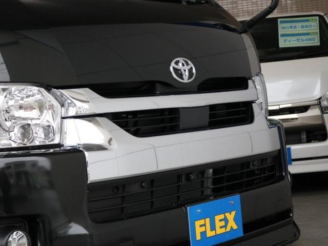 GL バージョン1内装架装 ベッドキット フローリング テーブル ナビ フリップダウンモニター FLEXカスタム ETC2.0 ローダウン アルミホイール 4WD 寒冷地 コーナーセンサー(20枚目)