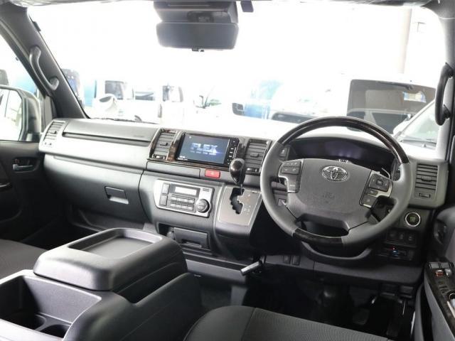 スーパーGL ダークプライムII ガソリン2WD FLEXカスタム 両側オートスライドドア パノラミックビューモニター デジタルインナーミラー クリアランスソナー ローダウン アルミホイール(2枚目)