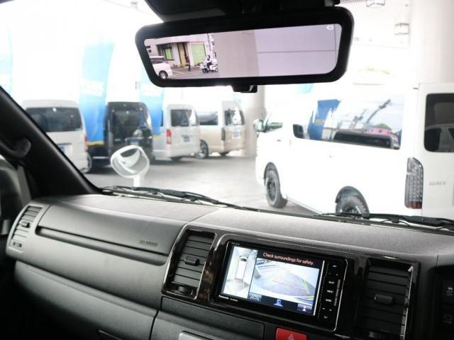 スーパーGL ダークプライムII ガソリン2WD FLEXカスタム 両側オートスライドドア パノラミックビューモニター デジタルインナーミラー クリアランスソナー ローダウン アルミホイール(4枚目)