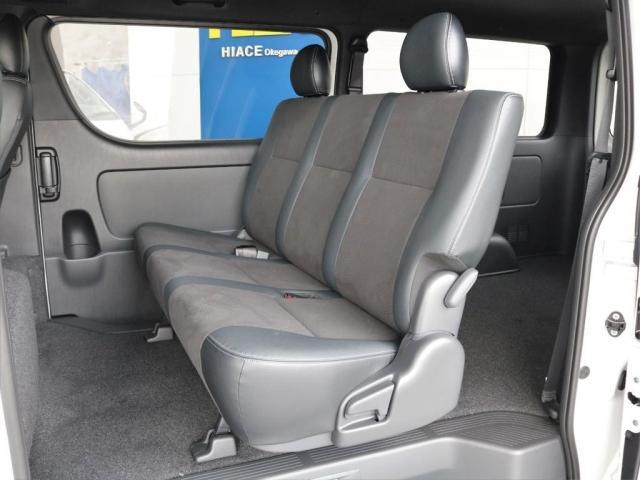 スーパーGL ダークプライムII ガソリン2WD FLEXカスタム 両側オートスライドドア パノラミックビューモニター デジタルインナーミラー クリアランスソナー ローダウン アルミホイール(9枚目)
