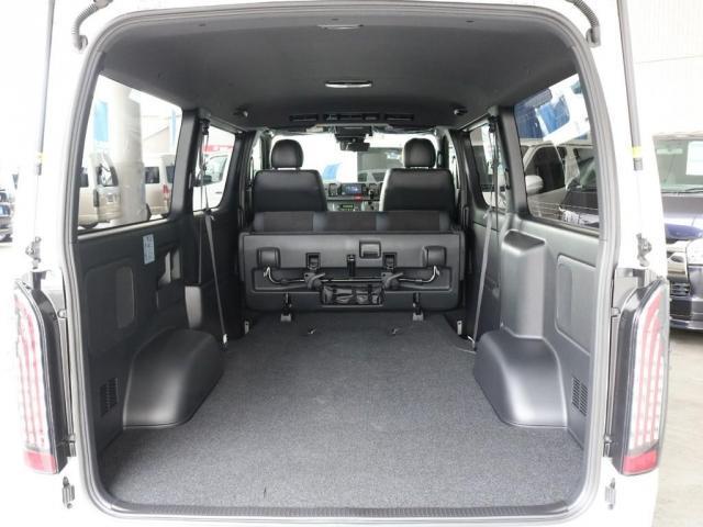 スーパーGL ダークプライムII ガソリン2WD FLEXカスタム 両側オートスライドドア パノラミックビューモニター デジタルインナーミラー クリアランスソナー ローダウン アルミホイール(10枚目)