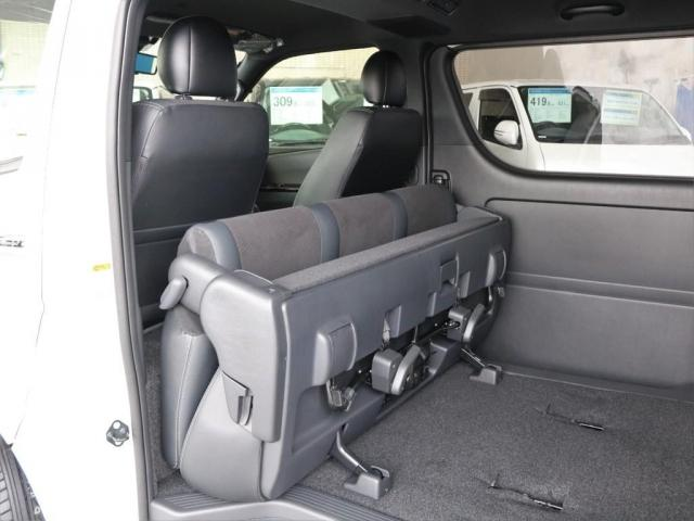 スーパーGL ダークプライムII ガソリン2WD FLEXカスタム 両側オートスライドドア パノラミックビューモニター デジタルインナーミラー クリアランスソナー ローダウン アルミホイール(11枚目)