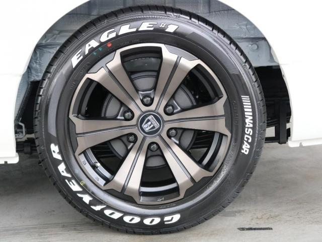 スーパーGL ダークプライムII ガソリン2WD FLEXカスタム 両側オートスライドドア パノラミックビューモニター デジタルインナーミラー クリアランスソナー ローダウン アルミホイール(20枚目)