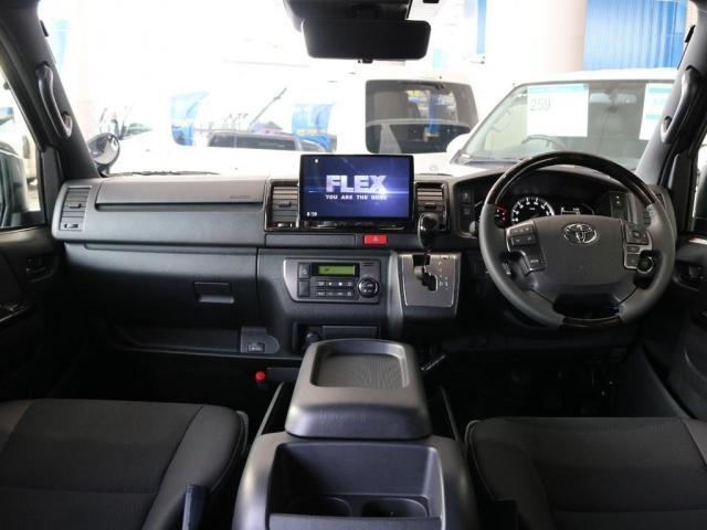 スーパーGL ダークプライムII ロングボディ ディーゼルターボ4WD 寒冷地仕様 ベッドキット パナソニック10インチナビ ETC2.0 パノラミックビューモニター デジタルインナーミラー(2枚目)