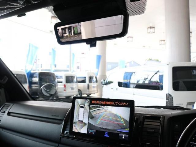 スーパーGL ダークプライムII ロングボディ ディーゼルターボ4WD 寒冷地仕様 ベッドキット パナソニック10インチナビ ETC2.0 パノラミックビューモニター デジタルインナーミラー(4枚目)