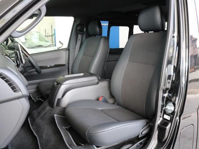 スーパーGL ダークプライムII ロングボディ ディーゼルターボ4WD 寒冷地仕様 ベッドキット パナソニック10インチナビ ETC2.0 パノラミックビューモニター デジタルインナーミラー(7枚目)