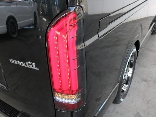 スーパーGL ダークプライムII ロングボディ ディーゼルターボ4WD 寒冷地仕様 ベッドキット パナソニック10インチナビ ETC2.0 パノラミックビューモニター デジタルインナーミラー(13枚目)
