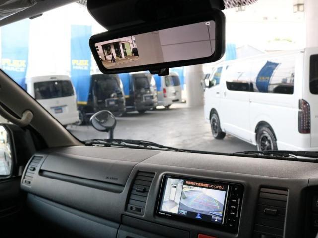 DX ロング GLパッケージ FLEXカスタム ローダウン アルミホイール ナビ ETC2.0 パノラミックビューモニター デジタルインナーミラー 助手席エアバック 100V電源(5枚目)