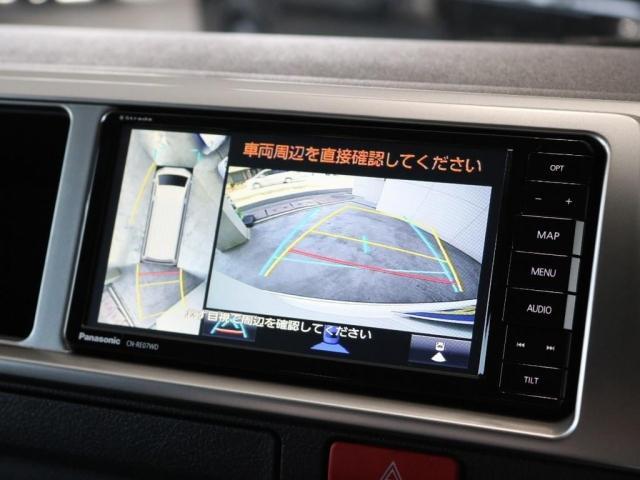GL ロング FLEXカスタム ナビ ETC 後席フリップダウンモニター パワースライドドア スマートキー LEDヘッドライト デジタルインナーミラー パノラミックビューモニター(4枚目)