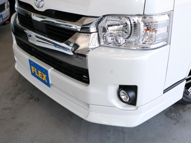 GL ロング FLEXカスタム ナビ ETC 後席フリップダウンモニター パワースライドドア スマートキー LEDヘッドライト デジタルインナーミラー パノラミックビューモニター(61枚目)