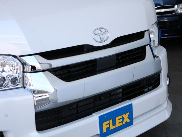 GL ロング FLEXカスタム ナビ ETC 後席フリップダウンモニター パワースライドドア スマートキー LEDヘッドライト デジタルインナーミラー パノラミックビューモニター(69枚目)