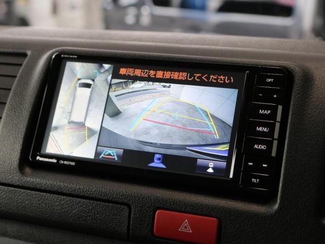 ロングDX GLパッケージ FLEXカスタム ナビ ETC ローダウン アルミホイール ナスカータイヤ LEDヘッドライト LEDテールランプ パノラミックビューモニター デジタルインナーミラー(4枚目)
