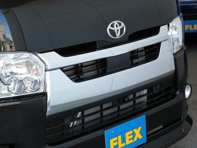ロングDX GLパッケージ FLEXカスタム ナビ ETC ローダウン アルミホイール ナスカータイヤ LEDヘッドライト LEDテールランプ パノラミックビューモニター デジタルインナーミラー(15枚目)