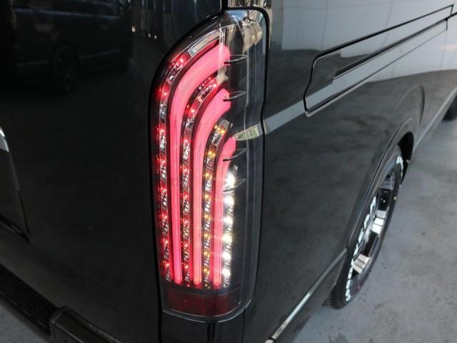 ロングDX GLパッケージ FLEXカスタム ナビ ETC ローダウン アルミホイール ナスカータイヤ LEDヘッドライト LEDテールランプ パノラミックビューモニター デジタルインナーミラー(16枚目)