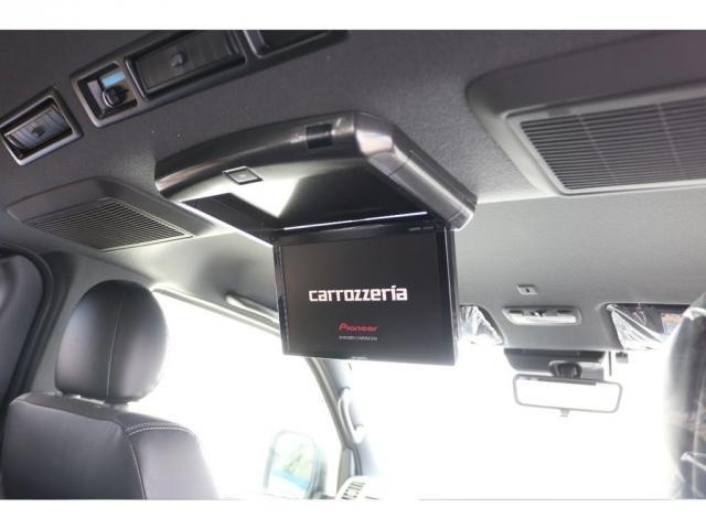 スーパーGL ダークプライムII ロングボディ FLEXカスタム ディーゼルターボ4WD寒冷地仕様 ナビ 後席フリップダウンモニター ベッドキット パノラミックビューモニター(6枚目)