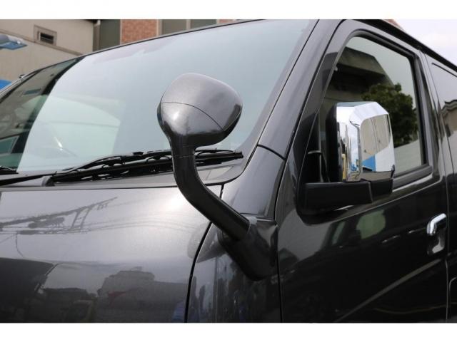 スーパーGL ダークプライムII ロングボディ FLEXカスタム ディーゼルターボ4WD寒冷地仕様 ナビ 後席フリップダウンモニター ベッドキット パノラミックビューモニター(13枚目)