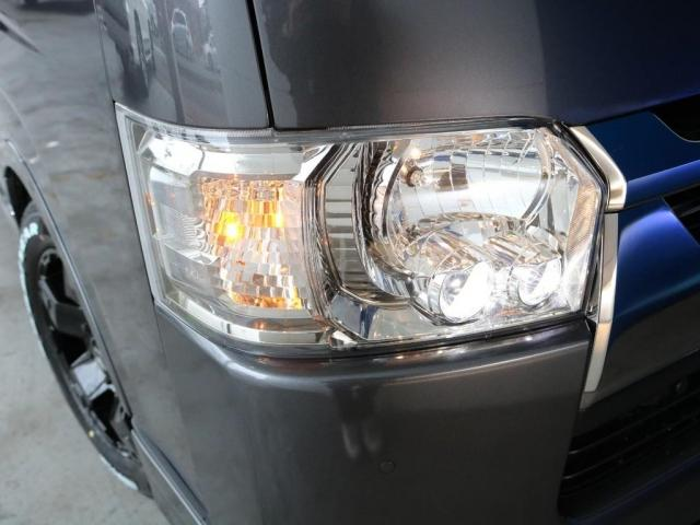 スーパーGL ダークプライムII ロングボディ FLEXカスタム ディーゼルターボ4WD寒冷地仕様 ナビ 後席フリップダウンモニター ベッドキット パノラミックビューモニター(20枚目)