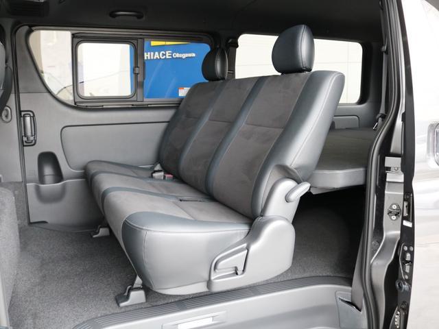 スーパーGL ダークプライムII ロングボディ FLEXカスタム ディーゼルターボ4WD寒冷地仕様 ナビ 後席フリップダウンモニター ベッドキット パノラミックビューモニター(33枚目)