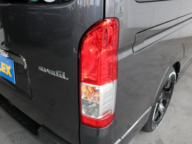 スーパーGL ダークプライムII ロングボディ FLEXカスタム ディーゼルターボ4WD寒冷地仕様 ナビ 後席フリップダウンモニター ベッドキット パノラミックビューモニター(66枚目)