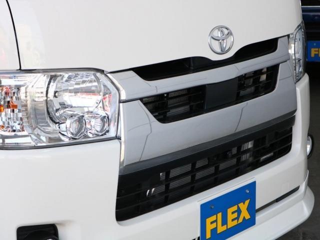ロングDX GLパッケージ NH-タイプIIキャンピング FLEXキャンピング ナローハイルーフ パナソニック10インチナビ ブルーレイ再生 有機EL再生 パノラミックビューモニター サブバッテリーシステム 冷蔵庫(20枚目)