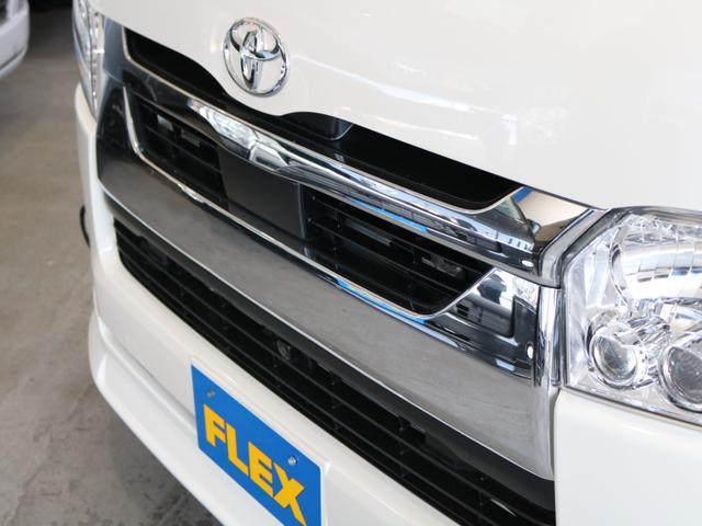 ロングDX GLパッケージ NH-タイプIIキャンピング FLEXキャンピング ナローハイルーフ パナソニック10インチナビ ブルーレイ再生 有機EL再生 パノラミックビューモニター サブバッテリーシステム 冷蔵庫(28枚目)