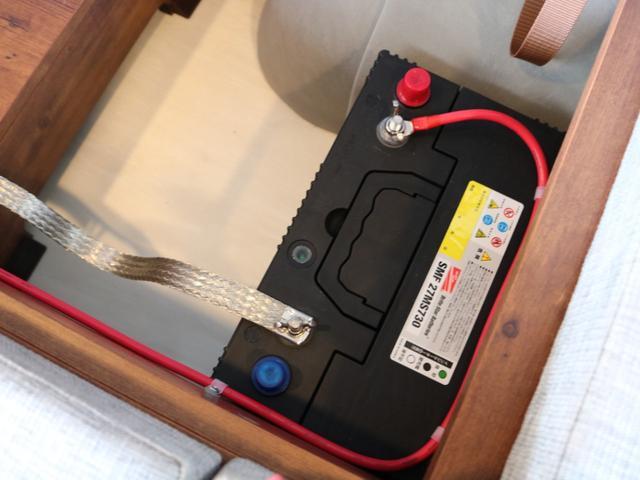 ロングDX GLパッケージ NH-タイプIIキャンピング FLEXキャンピング ナローハイルーフ パナソニック10インチナビ ブルーレイ再生 有機EL再生 パノラミックビューモニター サブバッテリーシステム 冷蔵庫(56枚目)