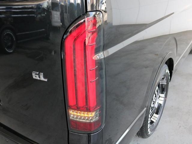 GL ロング バージョン1内装架装 フローリング ベッドキット パノラミックビューモニター インテリジェントクリアランスソナー デジタルインナーミラー(20枚目)