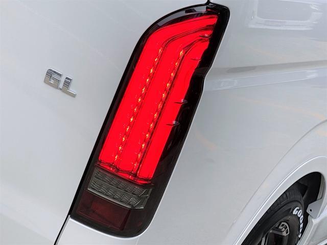 GL FLEXオリジナル zeroWAGONベット ツインナビパッケージ 1インチローダウン フロントスポイラー オーバーフェンダー 17インチアルミ LEDテール オリジナルベットキット(52枚目)
