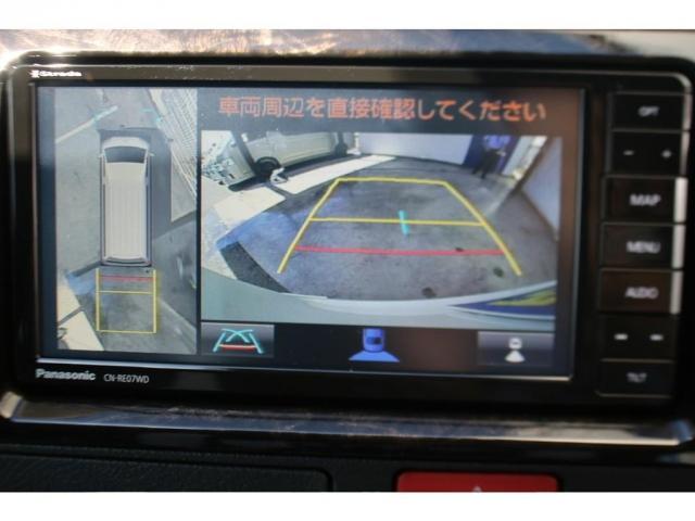 スーパーGL ダークプライムII ロングボディ クラフトプラスパッケージ デニム内装 ナビ 後席フリップダウンモニター デニムベッドキット TRDフロントスポイラー 4WD 寒冷地仕様(15枚目)