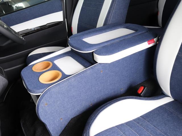 スーパーGL ダークプライムII ロングボディ クラフトプラスパッケージ デニム内装 ナビ 後席フリップダウンモニター デニムベッドキット TRDフロントスポイラー 4WD 寒冷地仕様(27枚目)